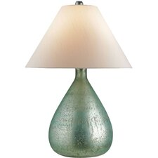 "Helene Large 34"" H Table Lamp with Empire Shade"