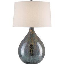 "Merseyside 36"" H Table Lamp with Empire Shade"