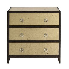 3 Drawer Gentleman's Chest