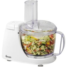 0.7 Litres Food Processor in White