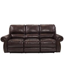 Nora Vintage Leather Sofa