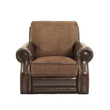 "Jefferson Vintage 40"" W Power Recliner"