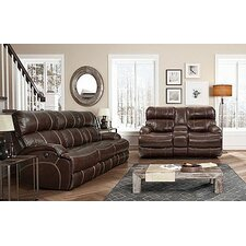 Barclay Casual Comforts  Power Living Room Set