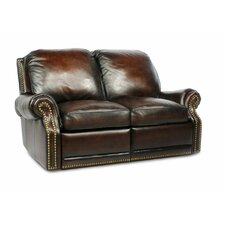 Premier ll Leather Loveseat