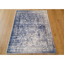 Afghan Duck Egg Area Rug