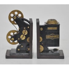 Projector Book Ends (Set of 2)