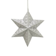 Metal Star with Light