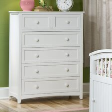 School House 5 Drawer Chest