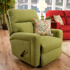 Savannah Solarium Track Arm Rocker Recliner with Swivel