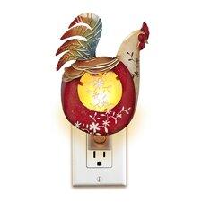 Decor Rooster Night Light