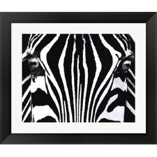 Black and White I by Rocco Sette Framed Painting Print