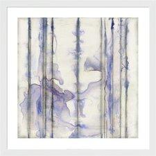 Visible Sound I by Jennifer Goldberger Framed Painting Print