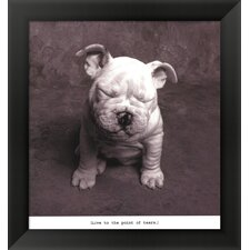 Baby Tears Framed Art