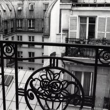 Paris Hotel I by Alison Jerry Photographic Art