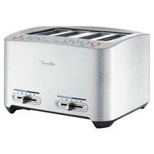4 Slice Smart Toaster