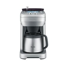 The Grind Control Coffee Maker