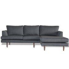 Charlie Reversible Chaise Sectional
