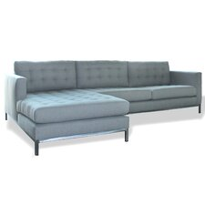 Jack Reversible Chaise Sectional