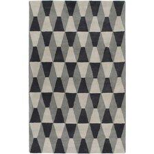 Mod Pop Gray & Charcoal Area Rug