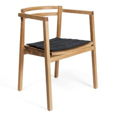 Oxno Dining Arm Chair with Cushion