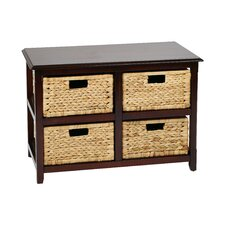 Seabrook 4 Drawer Storage Chest