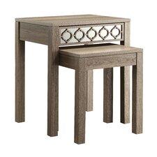 Helena 2 Piece Nesting Tables