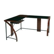 Emette L-Shape Computer Desk