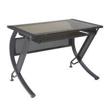 Horizon Computer Desk with Keyboard Tray