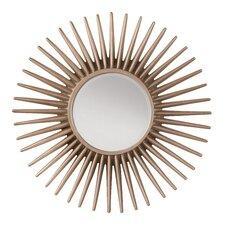 Ella Sunbeam Decorative Beveled Wall Mirror