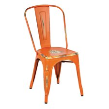 Bristow Armless Stacking Chair (Set of 2)