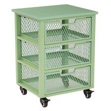 Clayton 3-Drawer Storage Chest