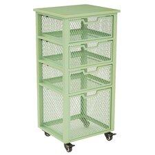 Clayton 4-Drawer Storage Chest