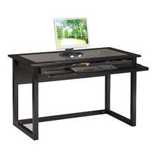 Meridian Computer Desk in Black