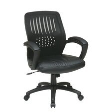 Screen Back Contoured Shell Task Chair