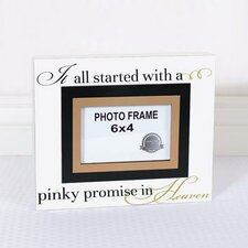 It All Started Picture Frame Wall Décor
