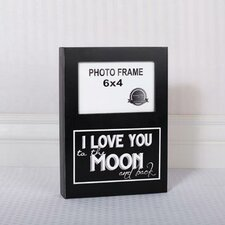 I Love You Picture Frame Wall Décor