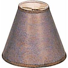 "7"" Metal Empire Lamp Shade"