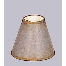 "6"" Metal Empire Lamp Shade"