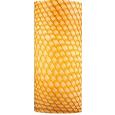 """3"""" Glass Drum Wall Sconce Shade"""