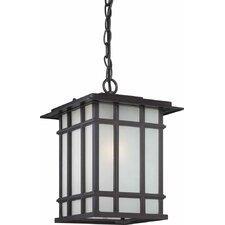 Parma 1 Light Outdoor Hanging Lantern