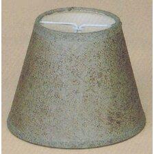 "5""  Metal Empire Lamp Shade"