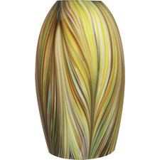 """5"""" Esprit Glass Oval Shade"""