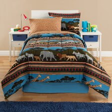 Kidz Mix Safari Bed in a Bag Set