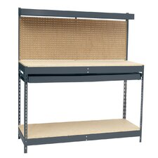 Particle Board Top Workbench