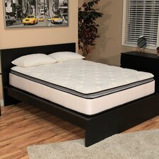 Ultimate Dreams Pocketed Coil Plush Mattress