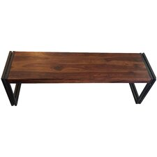Wood Kitchen Bench