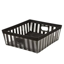Striped Shelf Tote