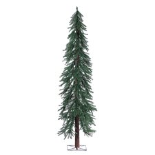 7' Green Alpine Artificial Christmas Tree