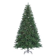 Hudson 8' Green Pine Artificial Christmas Tree