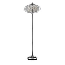 "Royal Krystal 62.5"" Floor Lamp"